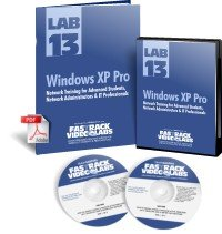 《Train Signal教程:Windows XP Pro》(Train.Signal.Lab.13.Windows.XP.Network.Training)[ISO]