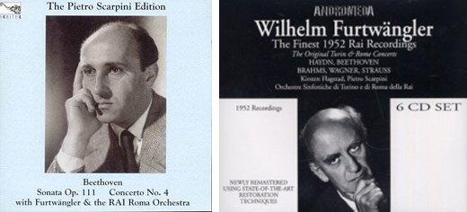 Furtwangler 富特文格勒指挥贝多芬钢琴协奏曲 Beethoven ...
