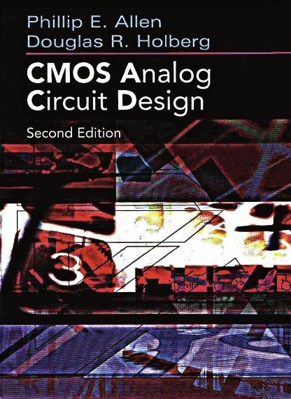 《cmos 模拟电路设计》(cmos analog circuit design)