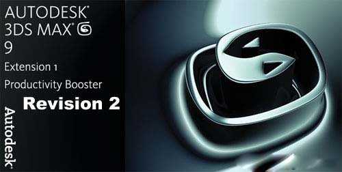 3dsMax9 Extension 1 Productivity Booster (1 cd)